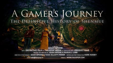 A Gamer's Journey: The Definitive History of the Shenmue è il film dedicato a Shenmue
