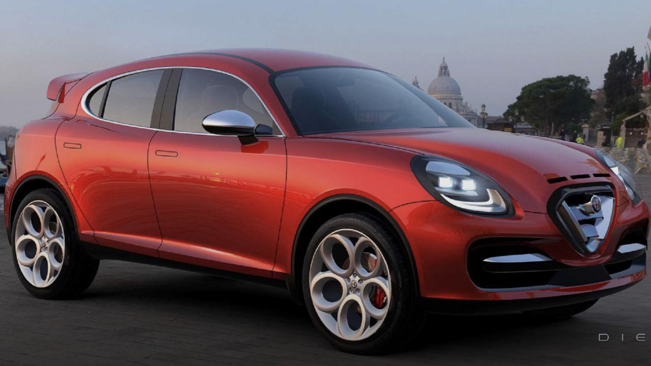 A giugno una nuova Alfa Romeo per festeggiare i 110 anni del marchio?
