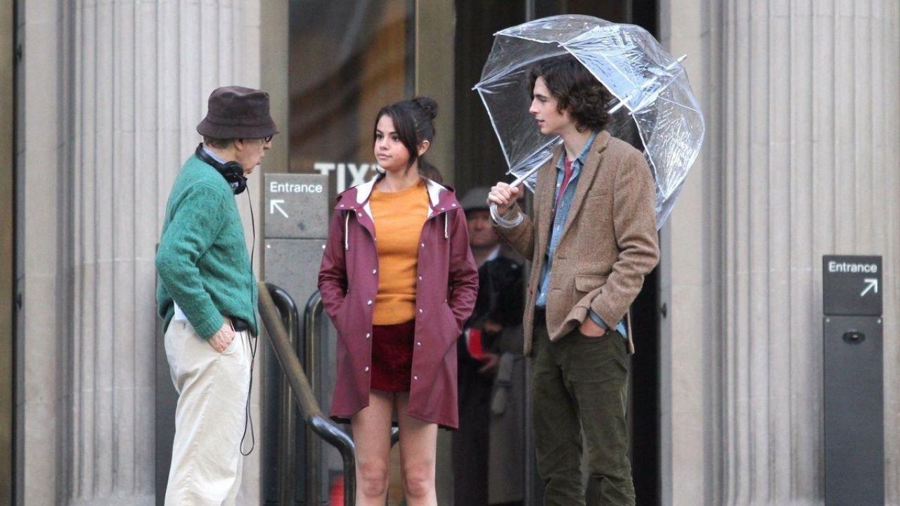 A Rainy Day in New York, pubblicato il trailer ufficiale