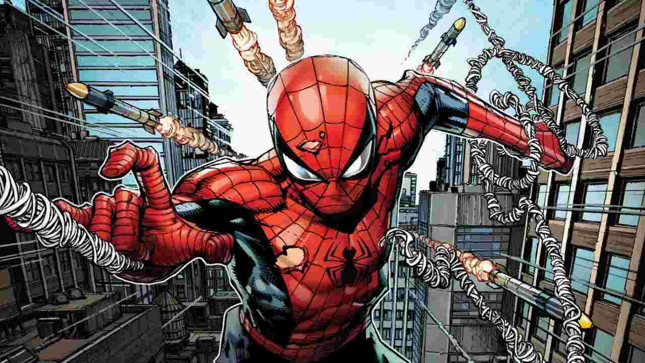A sorpresa, la Marvel annuncia una nuova serie del ragno: Non-Stop Spider-Man