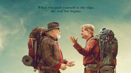 A Walk in the Woods: trailer e poster del film d'avventura con Nick Nolte e Robert Redford