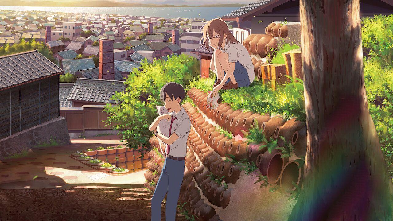 A Whisker Away: il nuovo film dall'autrice di Ano Hana è ora ...
