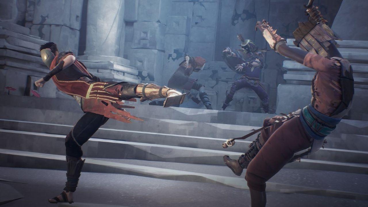 Absolver: la nuova espansione gratuita Downfall arriva su PC e PS4 il 25 settembre