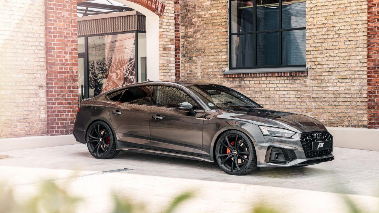 ABT ha portato alla luce una Audi A5 più potente e personalizzata