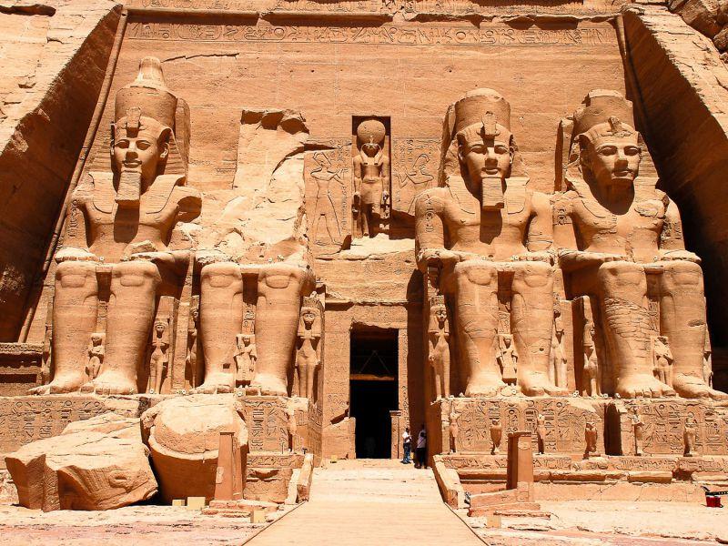 Abu Simbel: da oggi sarà possibile visitare il tempio di Ramses II grazie ad una mappa 3D