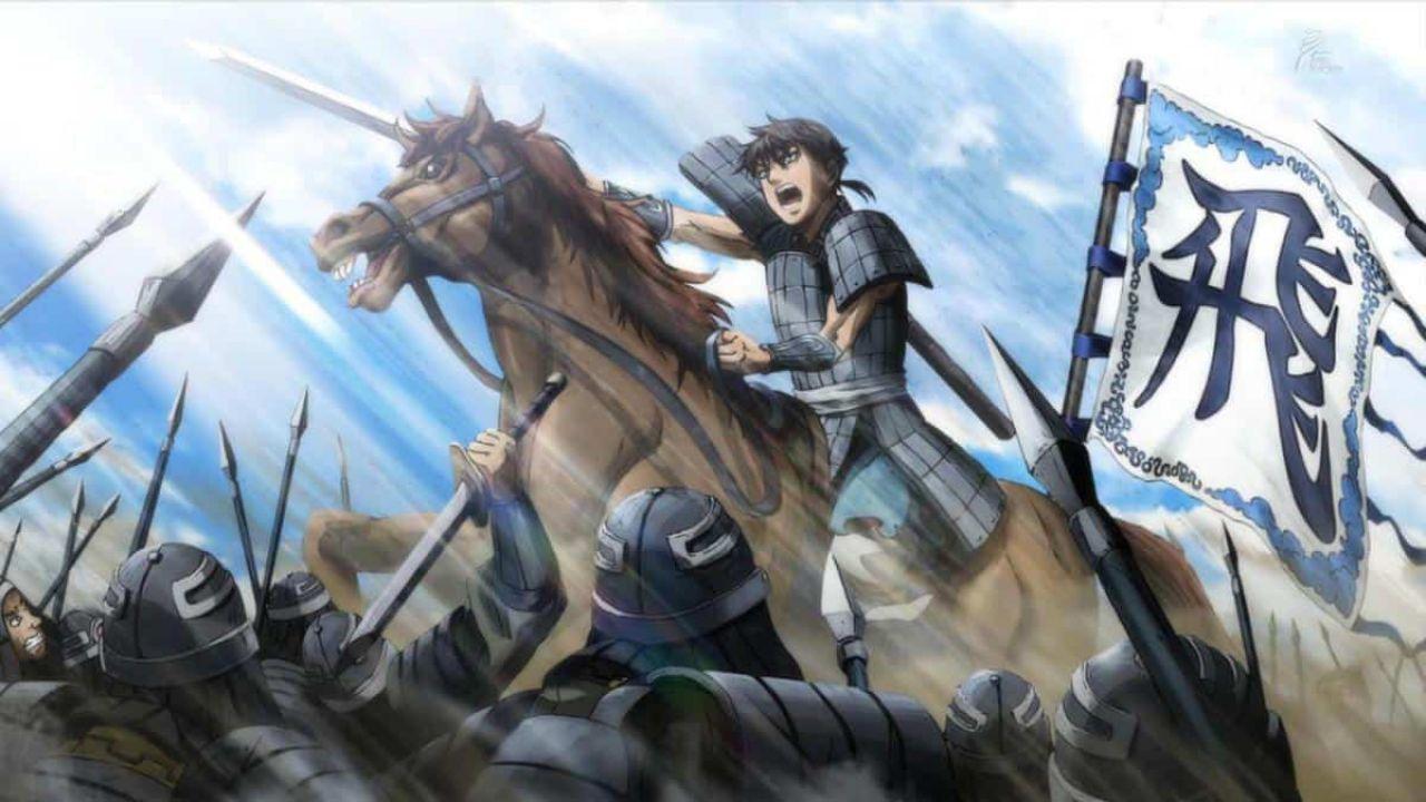Accolta positivamente dai fan la prima puntata della terza stagione di Kingdom