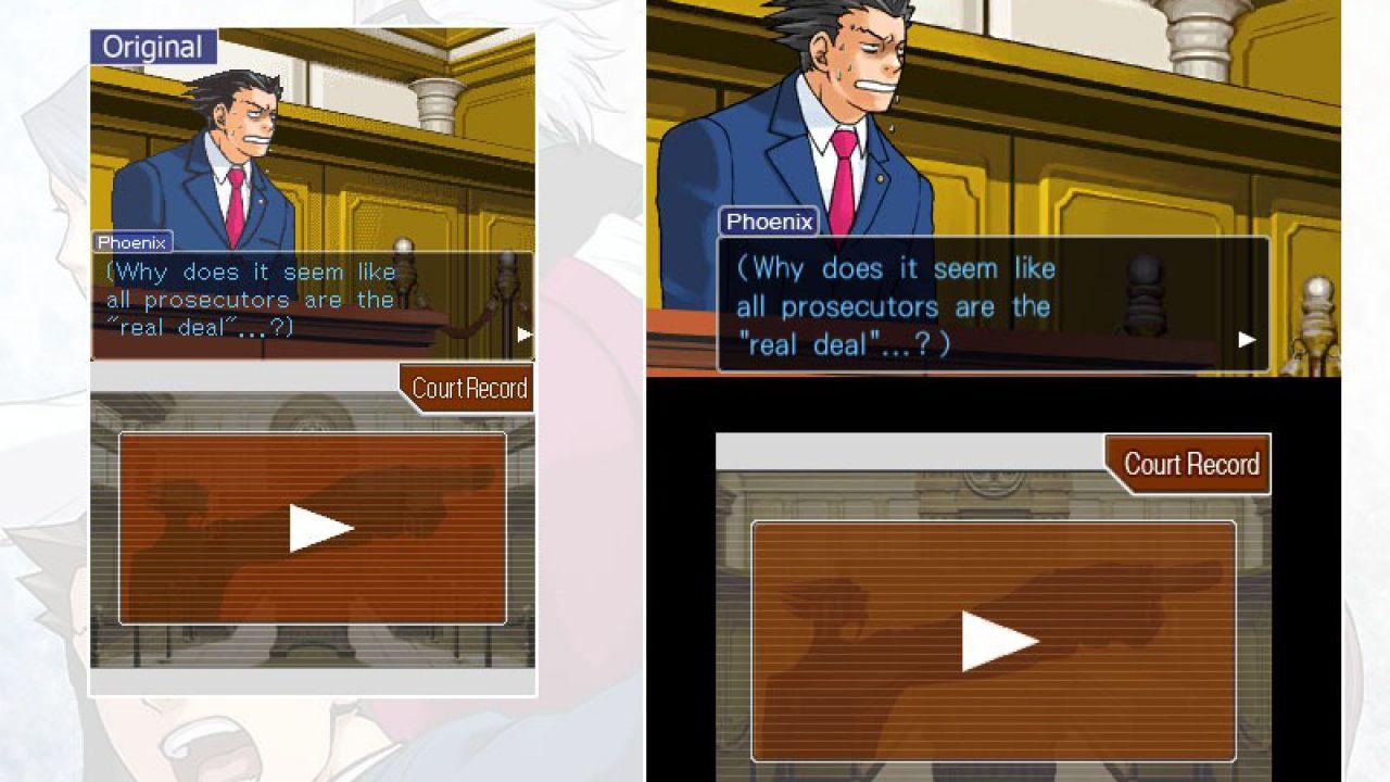 Ace Attorney 123 HD: la trilogia di Phoenix Wright rimasterizzata per dispositivi mobile