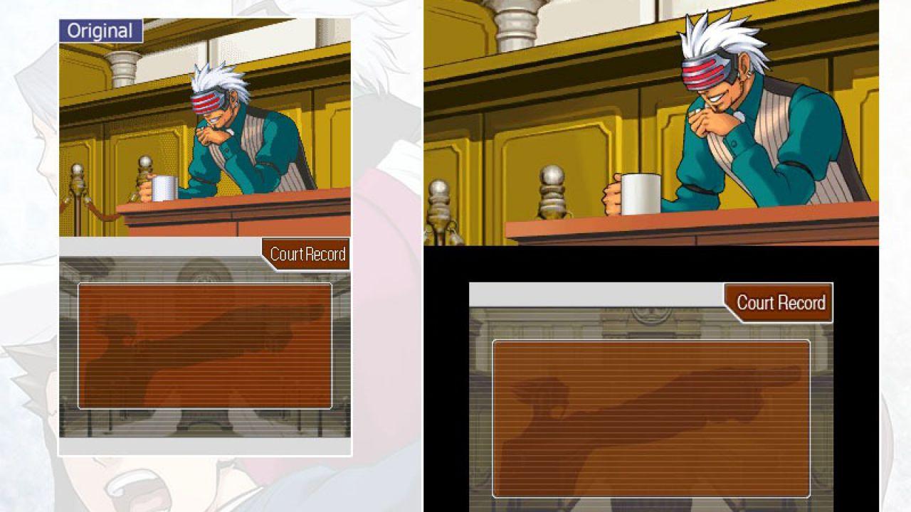 Ace Attorney 123: Wright Selection su Nintendo 3DS ad aprile