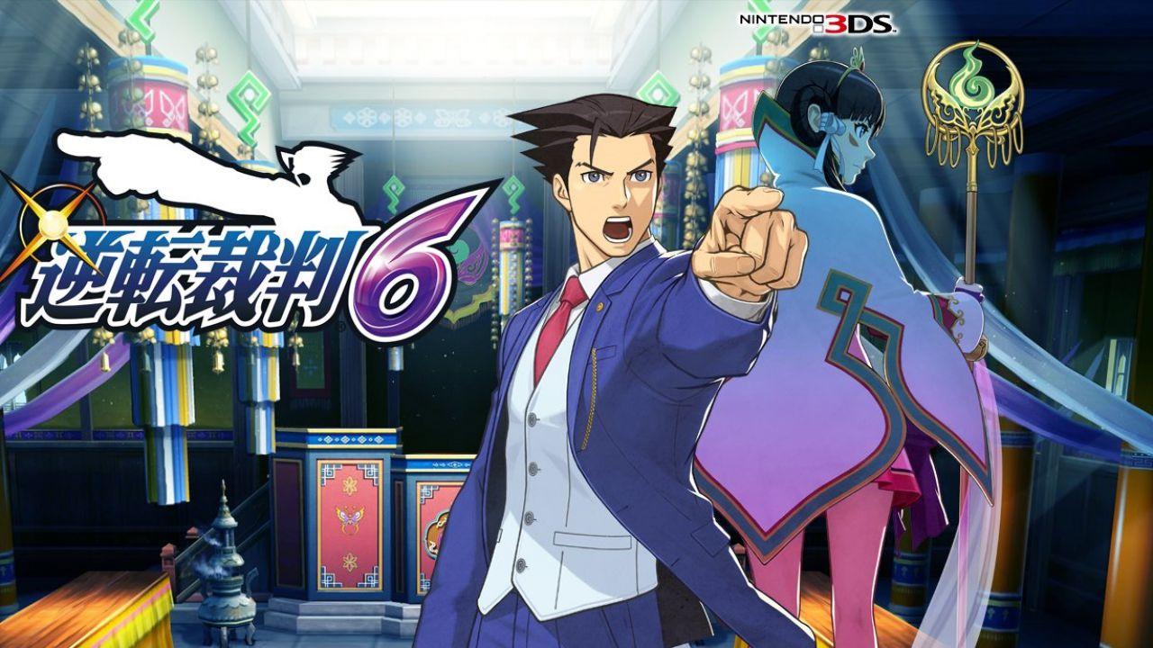 Ace Attorney 6: Capcom mostra l'aula del tribunale e l'accusatore