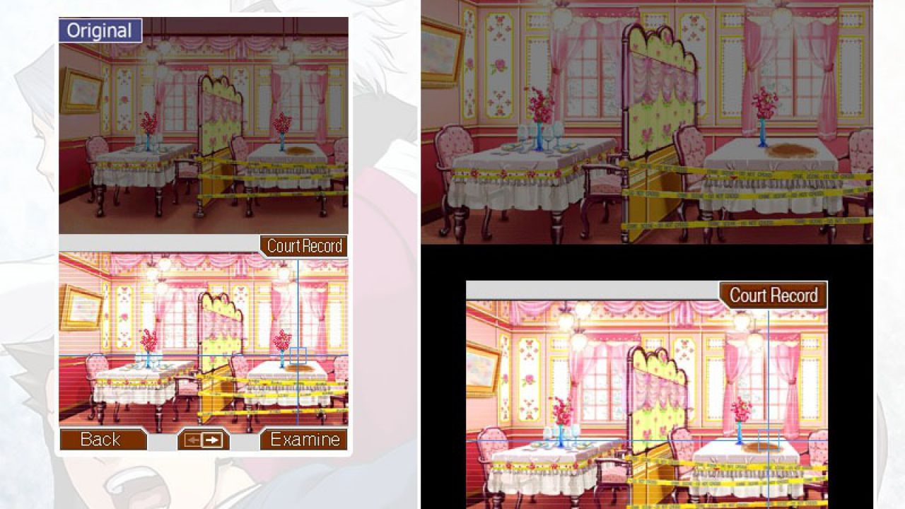 Ace Attorney Trilogy HD arriva sull'App Store occidentale