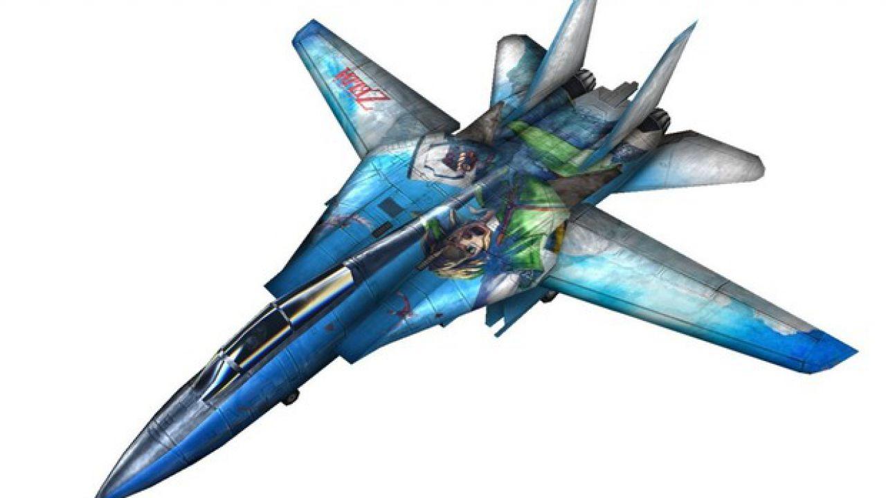 Ace Combat 3D: prime immagini