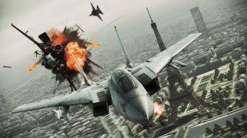 Ace Combat 7 annunciato alla PSE: Implementerà PlayStation VR
