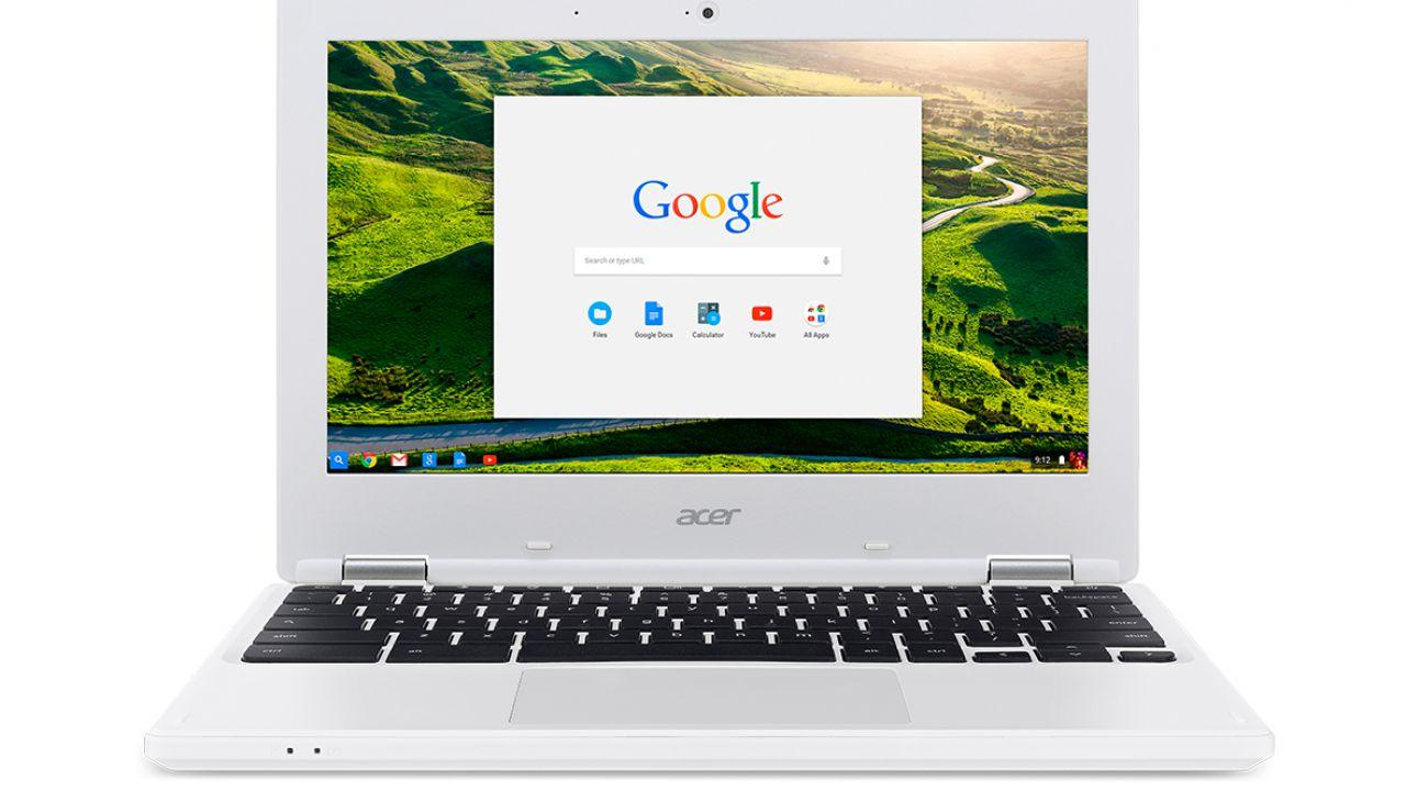 CES 2016 - Acer svela il Chromebook 11, dallo stile Premium