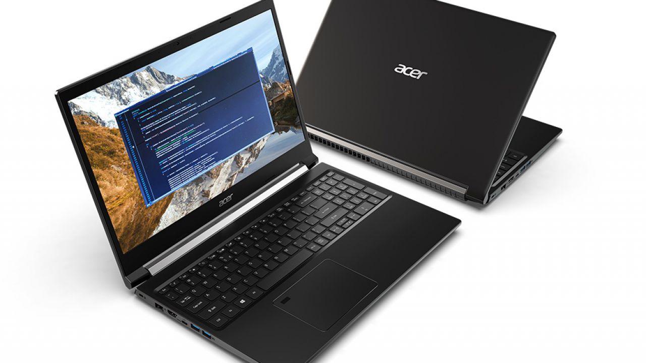 Acer presenta i nuovi notebook Nitro ed Aspire con gli AMD Ryzen 5000 Mobile