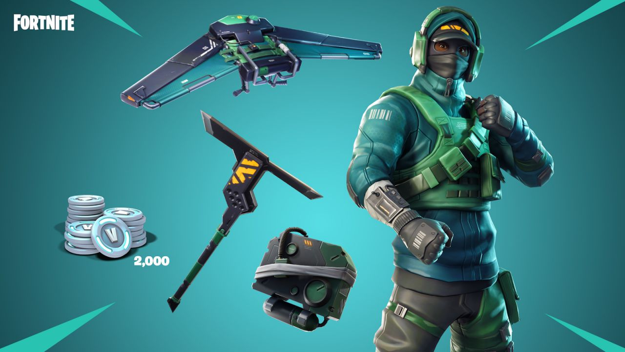 Acquista una NVIDIA GeForce GTX e ottieni il Fortnite Counterattack Set