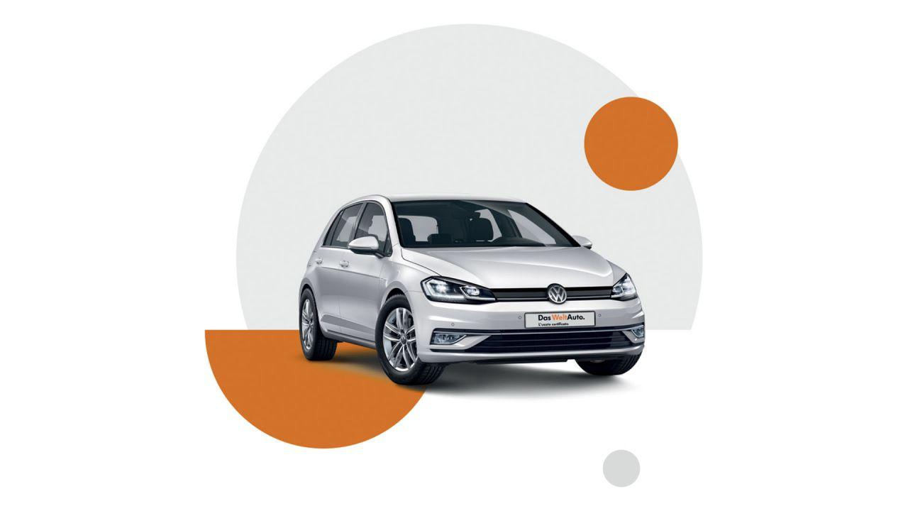 Acquistare una Volkswagen Golf usata a 129 euro al mese con Progetto Valore