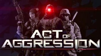 Act of Aggression: pubblicato il trailer di lancio