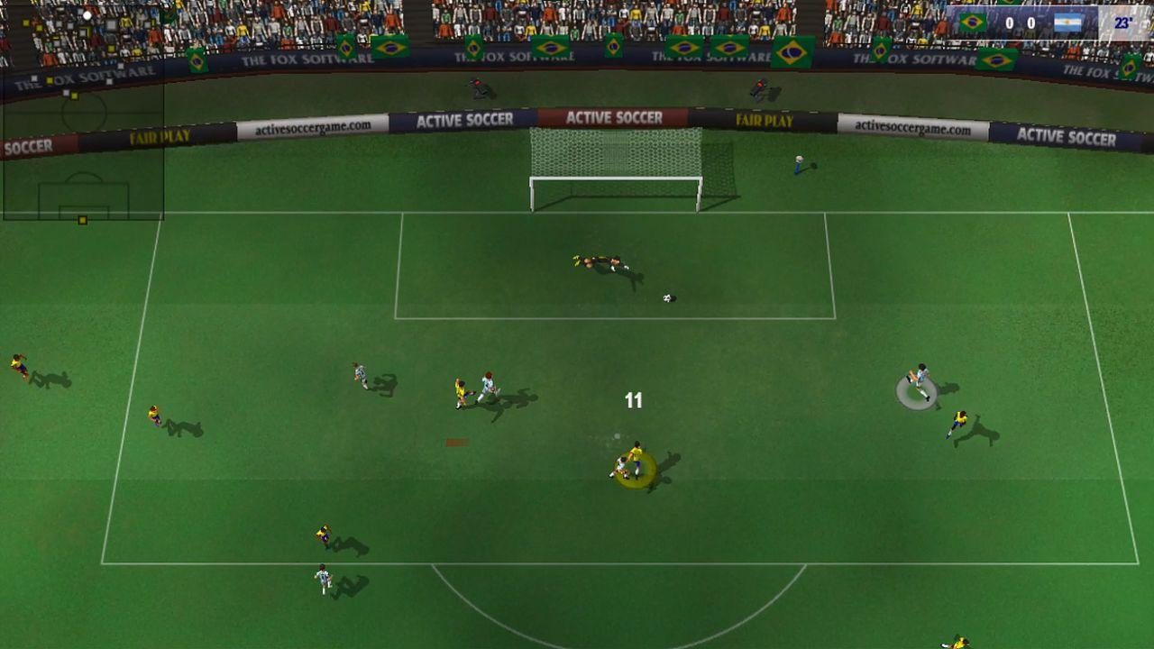 Active Soccer 2 DX disponibile su Xbox One dal 30 marzo