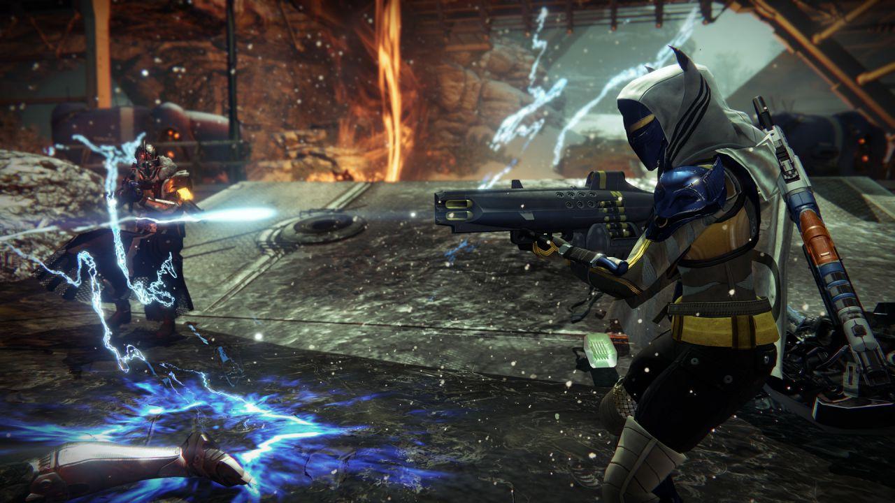 Activision annuncia preordini record per Destiny: Rise of Iron