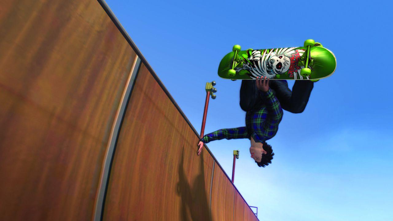 Activision conferma il seguito di Tony Hawk: Ride