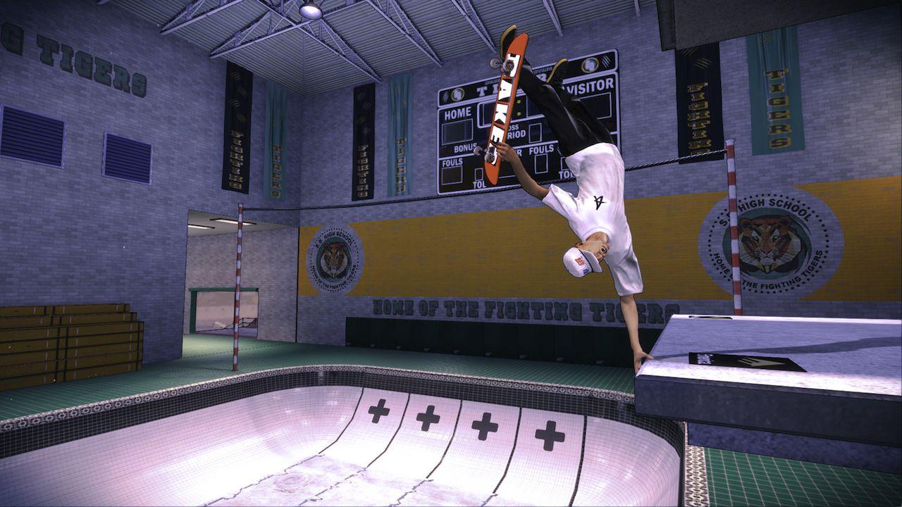 Activision è al lavoro per correggere i bug di Tony Hawk's Pro Skater 5