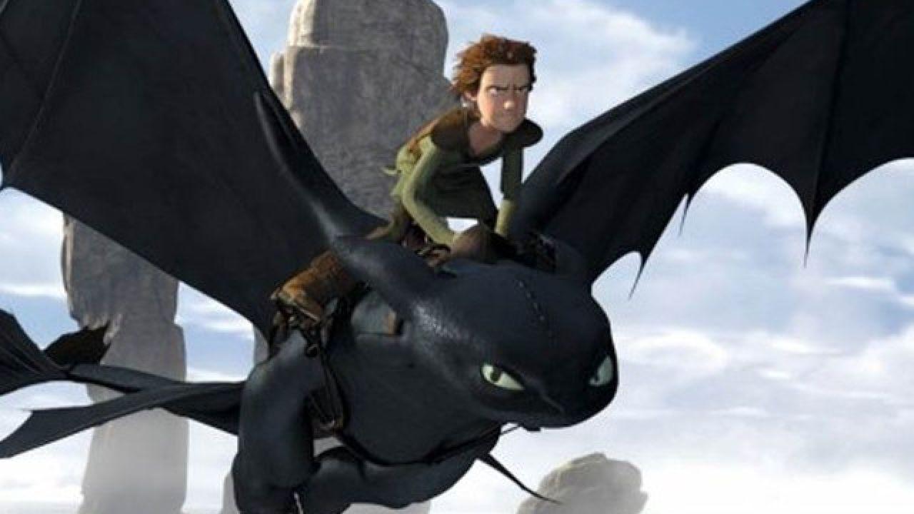 Activison annuncia Dragon Trainer