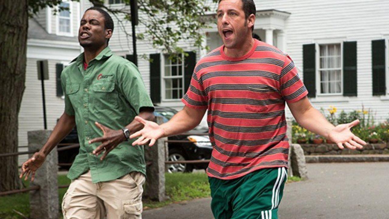 Adam Sandler, Chris Rock e Dave Chapelle nello stesso film? A quanto pare si