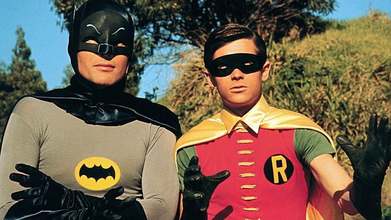 Adam West e Burt Ward tornano nel trailer del nuovo film animato di Batman!