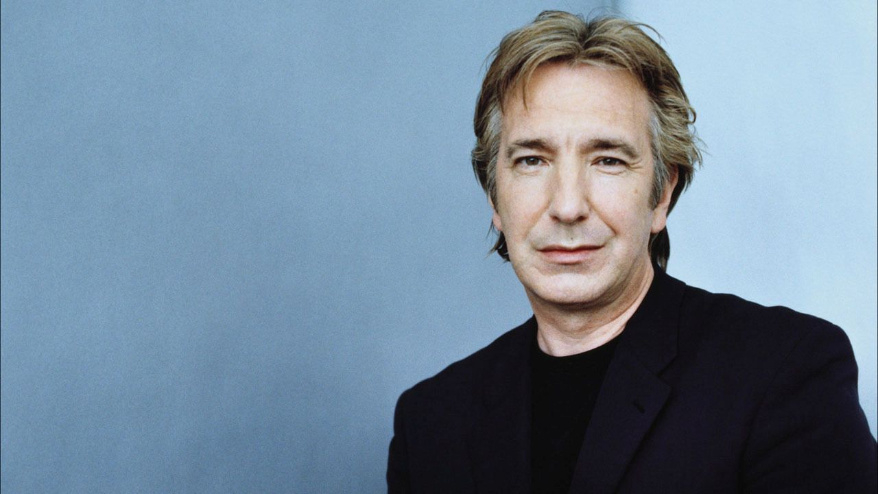 Addio a Rickman: Piton di Harry Potter