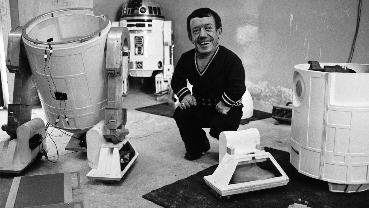 Star Wars, è morto Kenny Baker: aveva dato vita al robot R2-D2