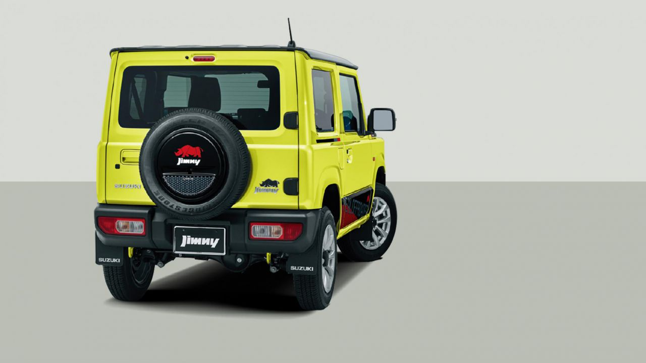 Addio al Suzuki Jimny: il piccolo fuoristrada lascia l'Europa per sempre