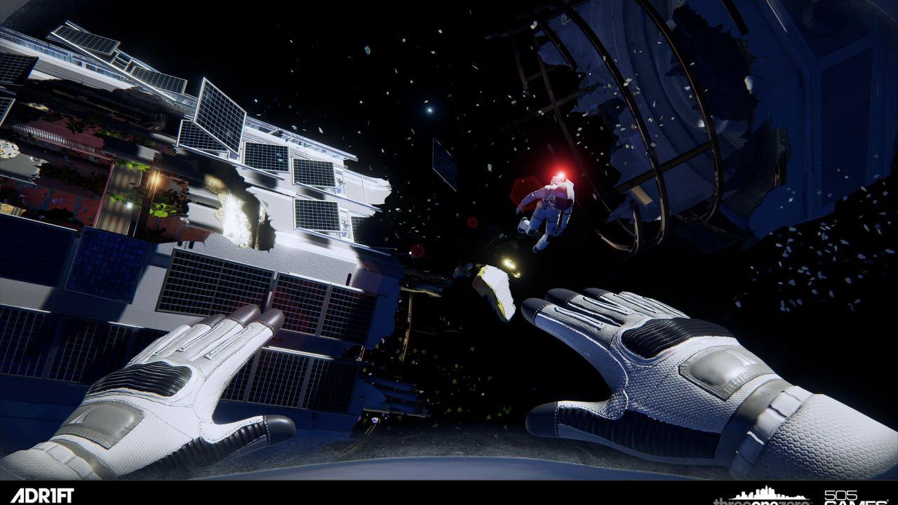 ADR1FT disponibile ora su PlayStation 4