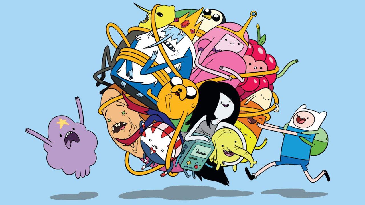 Adventure time il cartone animato finirà nel