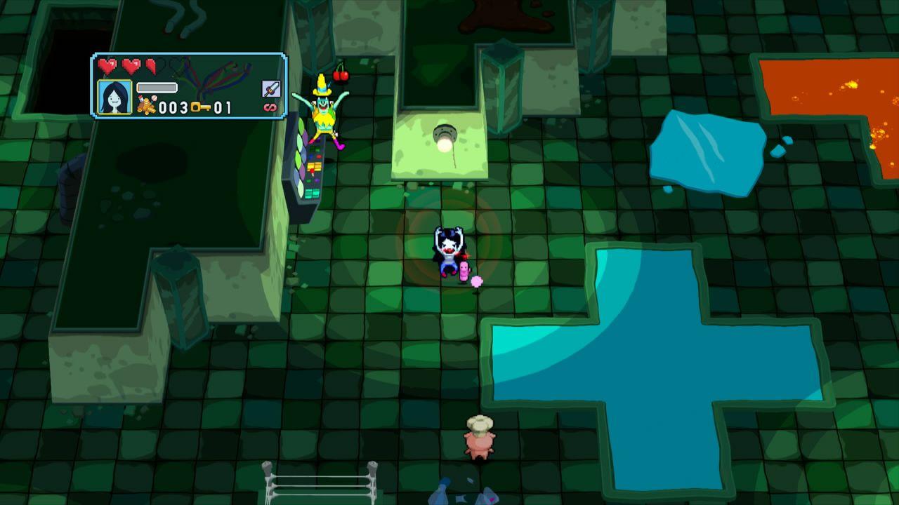 Adventure Time: Esplora i sotterranei perchè... Ma che ne so!, nuove immagini