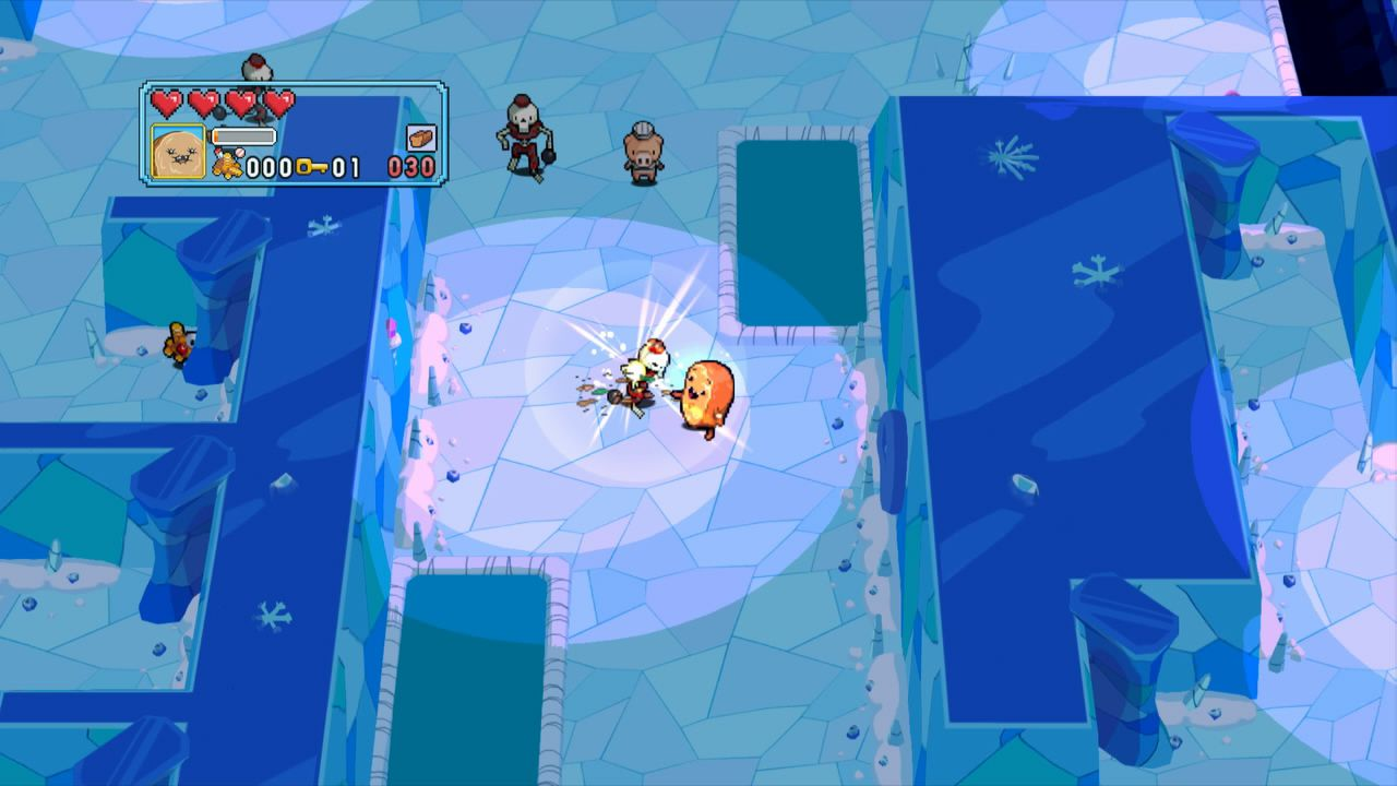 Adventure Time: Explore the Dungeon Because I Don't Know: video e immagini
