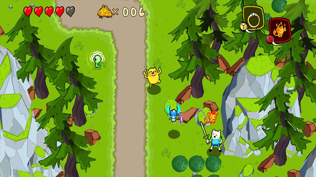 Adventure Time: Il Segreto del Regno Senzanome, ecco nuove immagini
