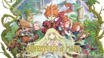 Adventures of Mana disponibile da oggi su iOS e Android