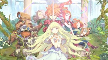 Adventures of Mana per PS Vita arriva in Europa