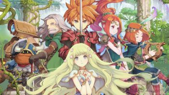 Adventures of Mana: Square-Enix vorrebbe portare la versione per PlayStation Vita in Occidente
