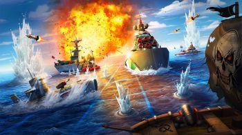 Affonda la Flotta annunciato per Xbox One e PS4