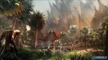 Age of Conan: The Secrets of Dragon's Spine - Video e immagini per il lancio del nuovo contenuto