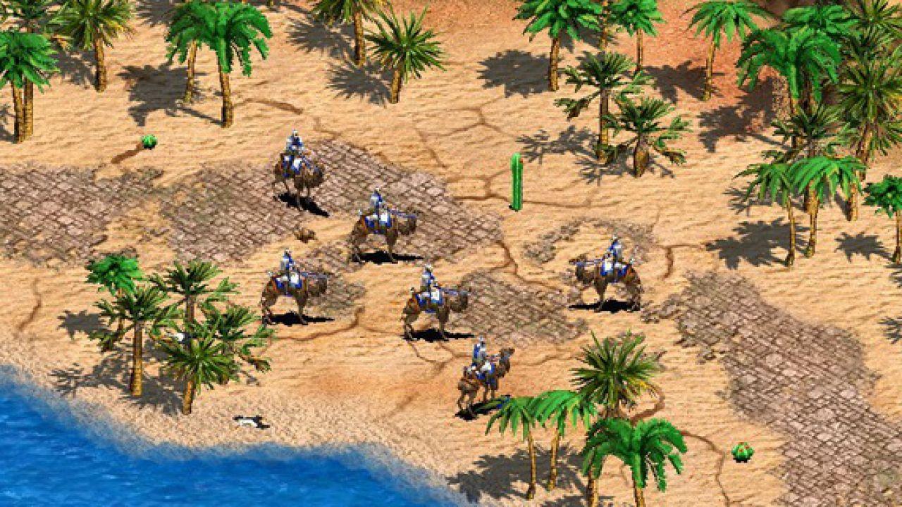 Age of Empires 2: Forgotten Empires HD Edition arriverà su Steam a novembre