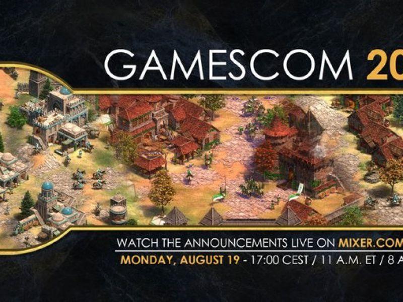 Age of Empires: promesse novità alla Gamescom 2019, appuntamento a lunedì 19