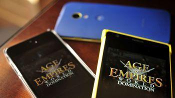 Age of Empires: World Domination, primo trailer