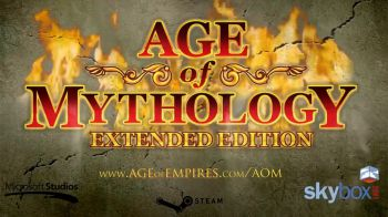 Age of Mythology Extended Edition in offerta su Steam