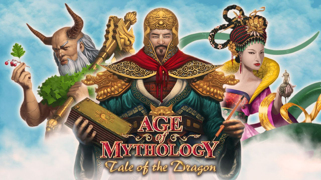 Age Of Mythology: L'espansione Tale of the Dragon debutterà a fine gennaio