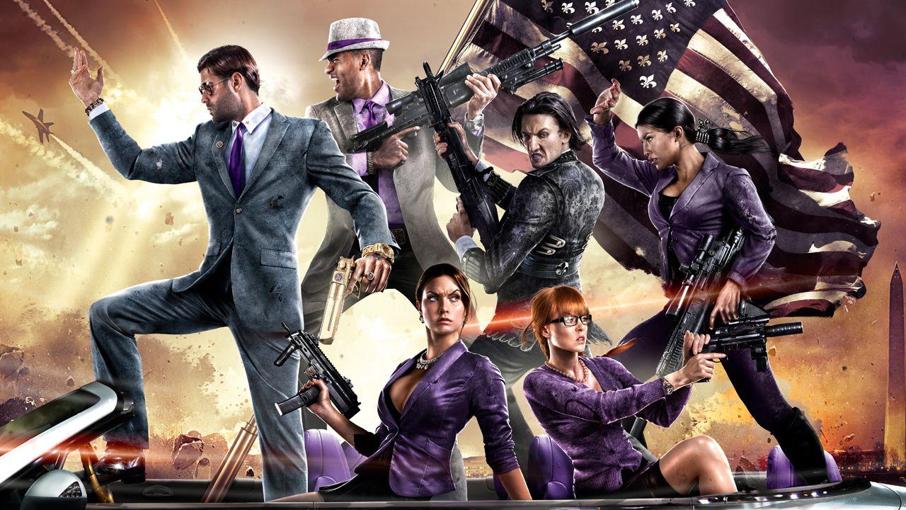 Agents of Mayhem sarà il titolo del nuovo Saints Row?