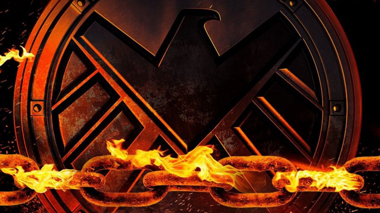 Agents of SHIELD 4: La prima foto di Ghost Rider