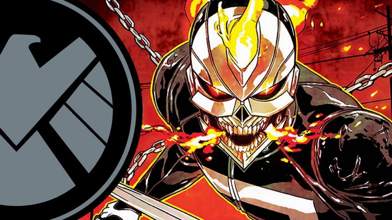 Marvel's Agents of SHIELD: Ecco la prima immagine ufficiale di Ghost Rider