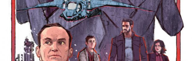 Agents of S.H.I.E.L.D. 2: ecco il poster di 'The dirty half dozen' - Notizia